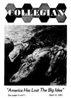 Collegian - 1960 April 15