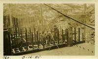 Lower Baker River dam construction 1925-03-16