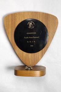 Baseball Trophy: Pacific Coast Regional NAIA Champions