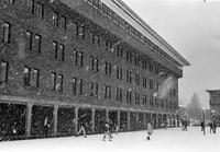 1969 Bond Hall: Snowstorm