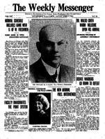 Weekly Messenger - 1922 April 7