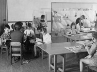 1946 First Grade Classroom Activities