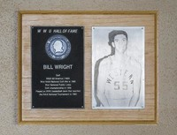 Hall of Fame Plaque: Bill Wright, Men's Golf, Class of 1968