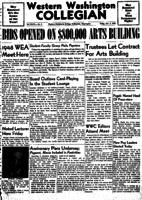 Western Washington Collegian - 1948 October 8