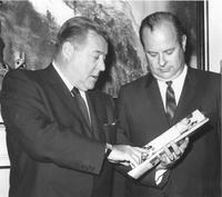 Senator Warren G. Magnuson