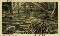 Lower Baker River dam construction 1925-06-17 2nd Floor