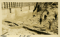 Lower Baker River dam construction 1925-03-02
