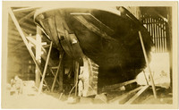 "Construction of ""Robert A"" fishing tender"