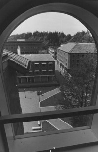 1974 View from Old Main