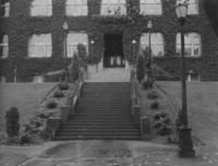 1952 Old Main Entrance