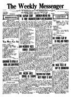 Weekly Messenger - 1918 February 23