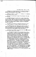 WWU Board minutes 1907 September