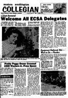 Western Washington Collegian - 1959 May 1