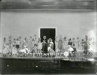 1929 First Grade Garden Play
