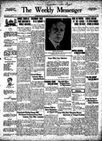 Weekly Messenger - 1927 January 28