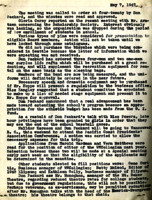 AS Board Minutes 1947-05