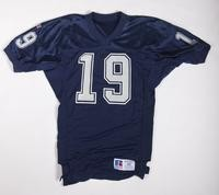Footbal Jersey: Jersey #19, Michael Koenen, 2002/2004