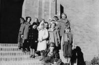 1942 First Grade Class