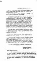 WWU Board minutes 1910 May