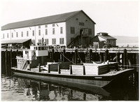 Pacific American Fisheries barge