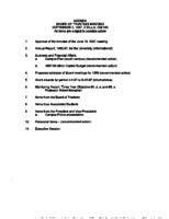 WWU Board minutes 1987 September