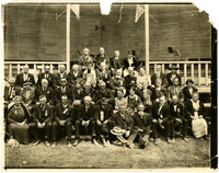 Pioneers of Whatcom County, November 2, 1925.