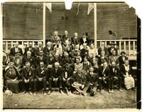 Pioneers of Whatcom County, November 2, 1925.
