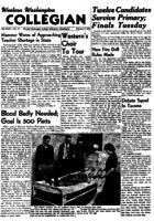 Western Washington Collegian - 1951 February 9