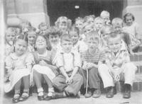 1950 Kindergarten Class