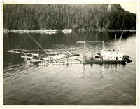 Floating Salmon Trap