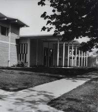 1961 Main Entrance
