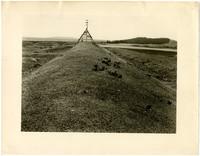 Pickett Monument at American Camp, San Juan Island