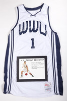 Basketball (Men's) Jersey and Photograph: #1, Grant Dykstra, photograph, 2005/2006