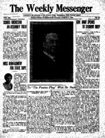 Weekly Messenger - 1920 August 6