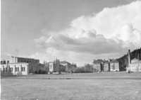 1945 Campus View From South, Including Playfield