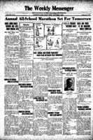 Weekly Messenger - 1924 May 9