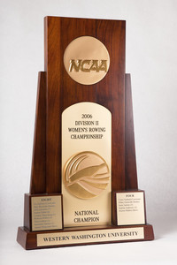 Rowing (Women's) Trophy: NCAA Division 2 National Champion, 2006