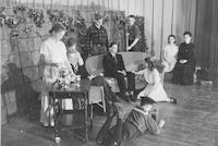 1940 Ninth Grade Class Play