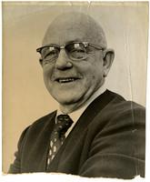 Close-up of older man