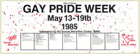 Gay Pride Week