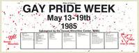 Gay Pride Week