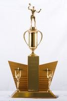 Football Trophy: Evergreen Conference Co-Champions, 1958