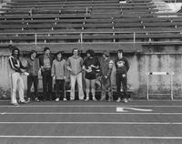 1980 Cross Country Team