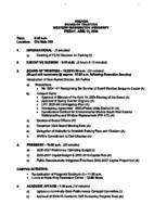 WWU Board minutes 2004 June