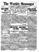 Weekly Messenger - 1920 February 6