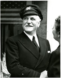 Actor Frank Morgan of