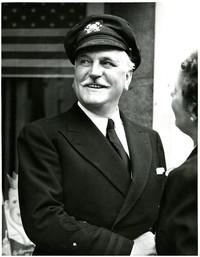 Actor Frank Morgan of