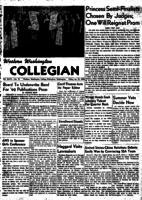 Western Washington Collegian - 1949 January 21