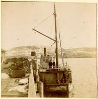 Small steamship