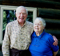 Frank and Jeanne Moore--August 22, 2011